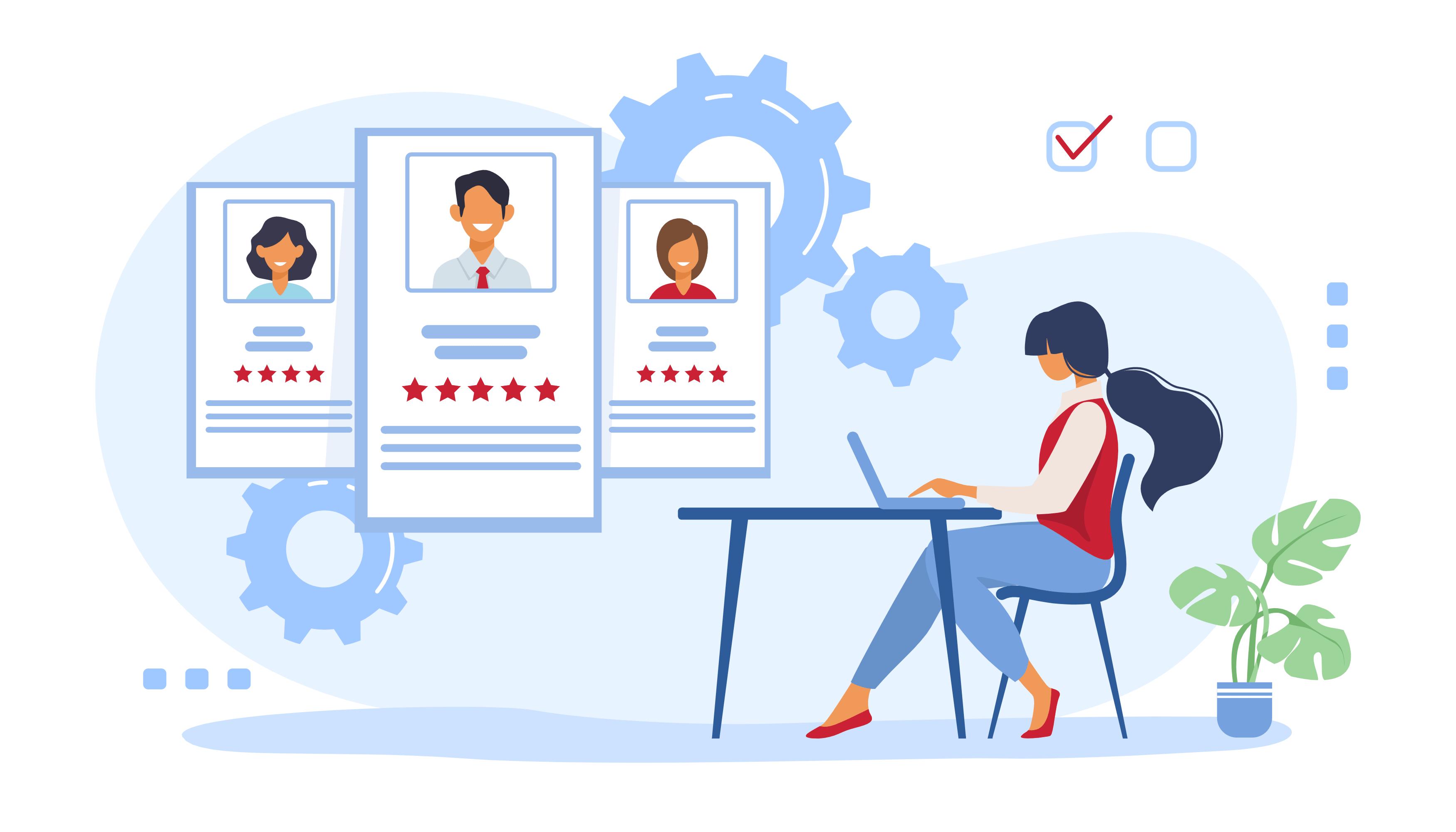 KPI đánh giá nhân viên