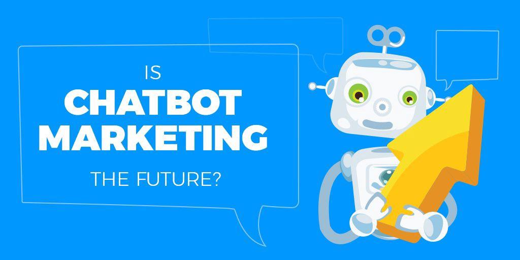 Chatbot đã được áp dụng khá thành công trong lĩnh vực Marketing