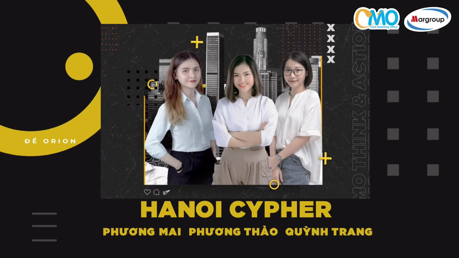Hanoi _Cypher