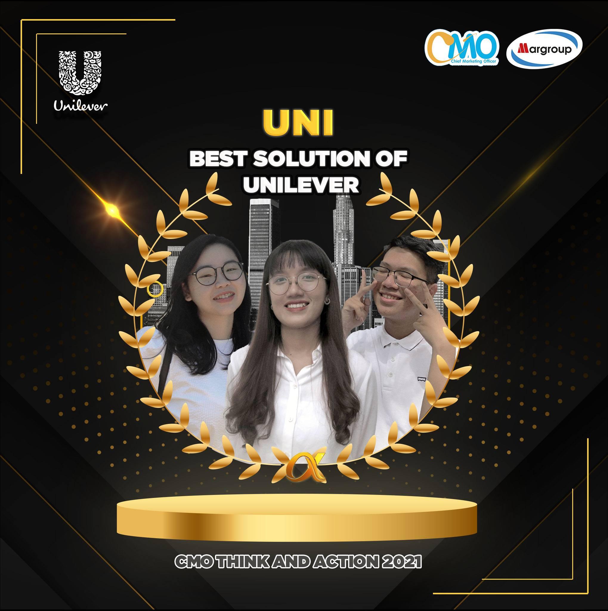 Doi_thi_ Uni_BEST _SOLUTION_ UNILEVER