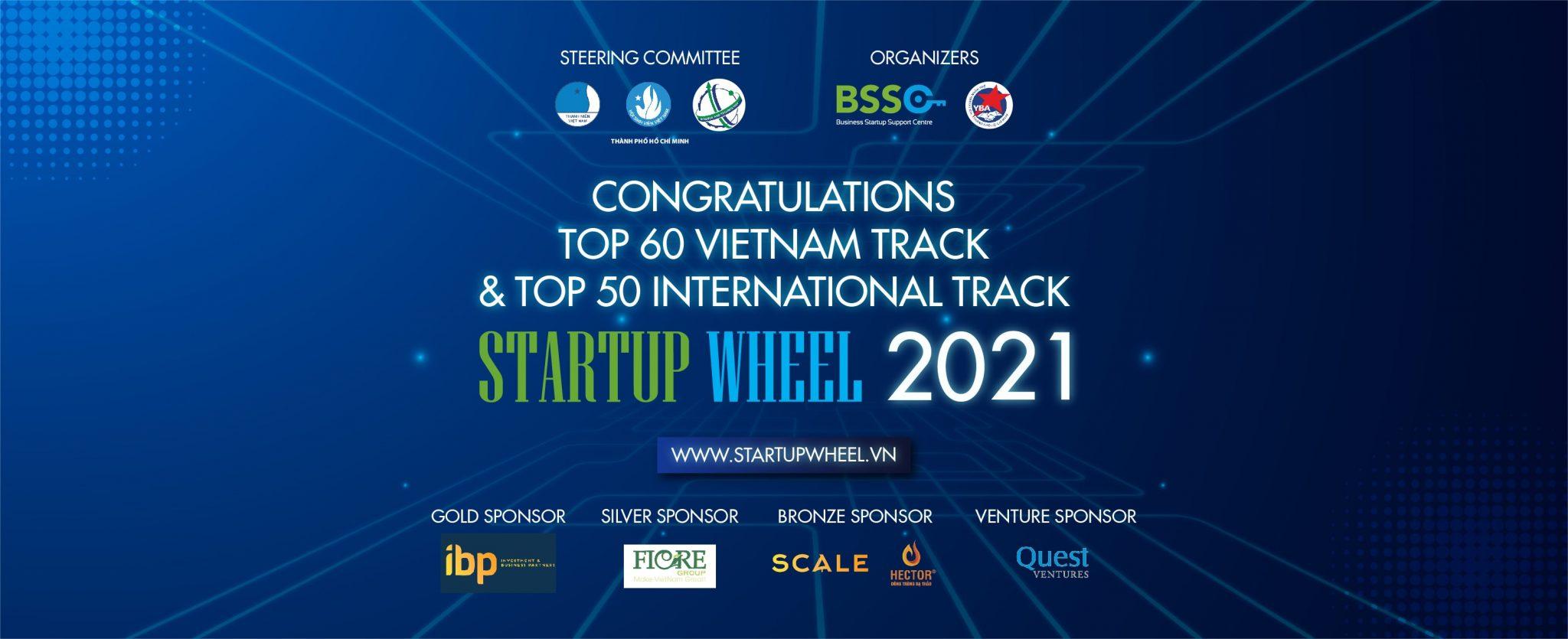 Top 60_Startup Wheel 2021