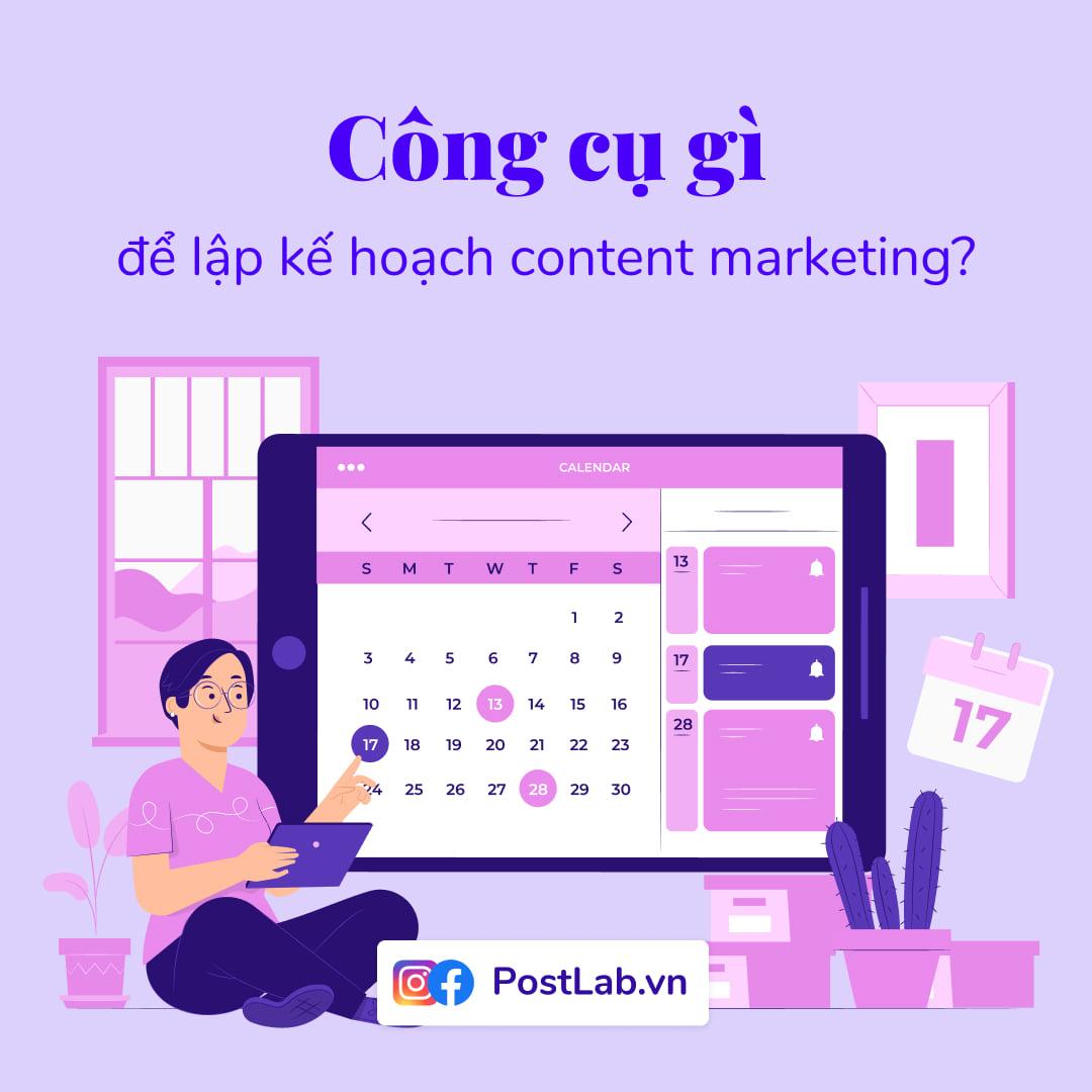7 Cong cu Content Marketing